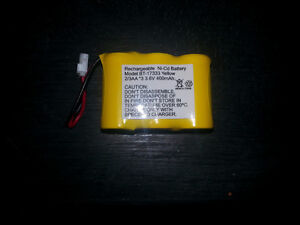 New Rechargeable Battery for a Cordless Phone - BT-17333 Belleville Belleville Area image 1
