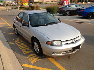 """""""LOW KMS LITTLE TO SAFETY!"""" 2004 Chevrolet Cavalier Sedan London Ontario image 3"""