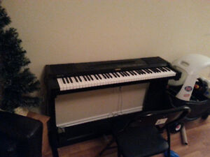 Electric Piano Casio CPS-700 NICE AND PERFECTLY WORKING