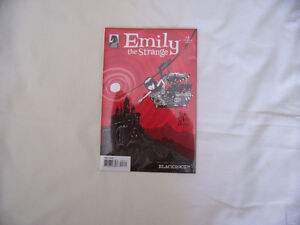 Emily Strange comic book - 13th hour issue #3