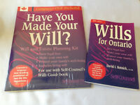 WILL and ESTATE Planning Kit includes Guide and Computer Disk