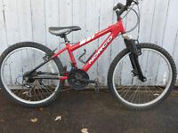 vélo pour enfant norco roue 24 pouces 21 vitesse aluminium