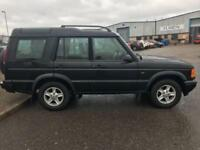 2001 LAND ROVER DISCOVERY II 2.5 TD5 GS 7 SEATER 5 DR 4X4 ESTATE LOW MILEAGE ...