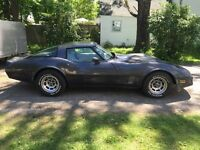 1981 Chevy Corvette