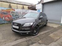 Audi Q7 Tdi Quattro S Line Estate 3.0 Automatic Diesel