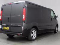 2014 VAUXHALL VIVARO 2.0CDTI [115PS] Sportive Van 2.9t Euro 5