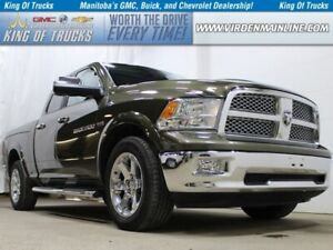 2012 Ram 1500 Laramie | Quad Cab | 4X4 | Htd Leather