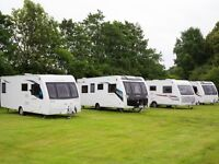 Caravan Storage - Moray (£120 per year)