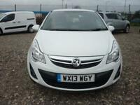 Vauxhall Corsa 1.2 16v ENERGY, 33000 miles ,FREE 15 MONTHS WARRANTY