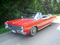 1967 Plymouth Sport Fury Convertible Done up the way we did them