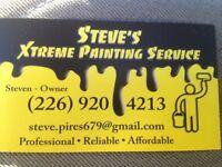 Steve's Xtreme Painting!!