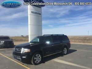 2016 Ford Expedition Max Platinum  - One owner - $388.79 B/W