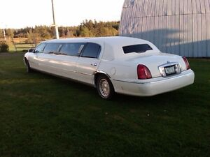 1998 Lincoln Town Car Stretch Other