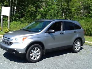 2007 Honda CR-V EX 4X4..ONE OWNER..UNDERCOATED..NEW MVI