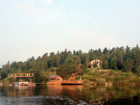 Executive Lakefront Cabin Rental - Lake of the Woods