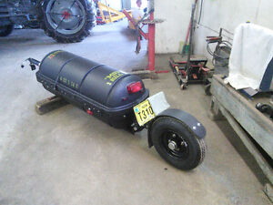 Motorcycle Trailer One-Wheeler