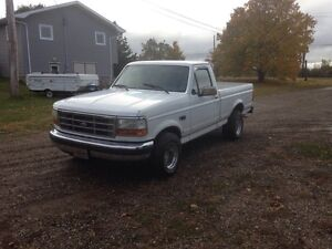 1992 Ford F-150 2wd XLT