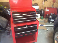 Tool chest top and bottem