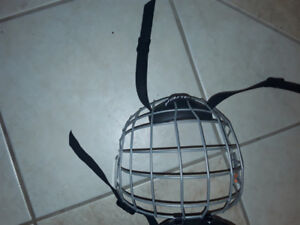 Bauer youth cage, $10.00