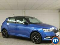 2019 Skoda Fabia 1.0 MPI Colour Edition 5dr Hatchback Petrol Manual