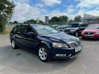 2012 Volkswagen Passat 1.6 TDI BlueMotion Tech S 5dr Estate Diesel Manual