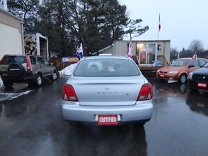 2000 Toyota Echo Sedan E-TESTED & CERT Kitchener / Waterloo Kitchener Area image 9