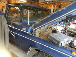 Ford 1973 to 1979 Truck Box or Bed Wanted Please