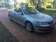 2006 Saab 9-3 Convertible Mandurah Mandurah Area Preview