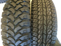 NEW  285 70R 17 Brand New Light Truck Tires Wholesale Pricing