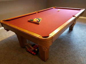 0lhausen Pool Table & Accessories
