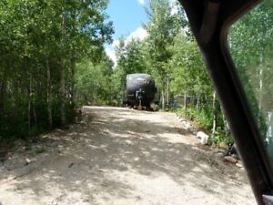 2018 Camping at Cozy Creek Campground Seasonal 2 sites open