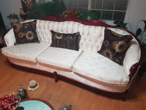 3 piece living room couch set