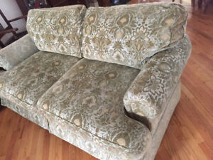 Small Couch/Love Seat - Baker Furniture