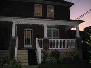 Freshly renovated basement apartment for rent – Oct. 1st!