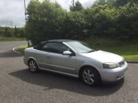 Vauxhall Astra (bertone) convertible 1.8 petrol only 1 previous owner very good condition for age