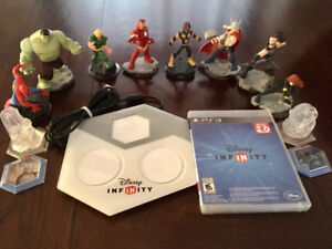 Disney Infinity 2.0 for Sony Playstation 3 - Avengers Set