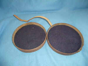 vintage leather case for camera filters