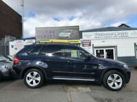 2007 BMW X5 3.0 DIESEL AUTO 232BHP FULL GLASS ROOF ( AA ) WARRANTY INCLUDED