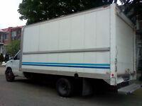 Déménagement et Transport en bloc de 4 heures a 150$