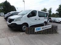 Renault Trafic Sl27 Business Dci Mpv 1.6 Manual Diesel