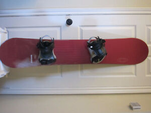 Salomon and Burton Snowboards, Boots, Helmet - Barely Used