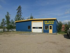 3,250 Sq Ft Building on 2.5 Lots Available in Nipawin