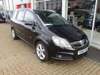 Vauxhall Zafira 1.8I 16V SRI 140PS LOW MILEAGE