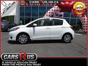 2013 Toyota Yaris 5-Door LE Deal Pending!