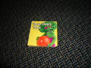 Baby Bop's Toys Board book