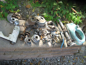 1950's/1960's Small Outboard Motor Parts