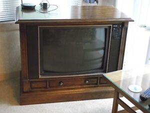Phillips Total Console TV