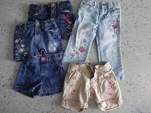 Girl's 18-24m clothes