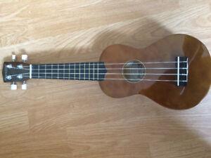 Strong wind soprano ukulele 21 inch biginer ukulele for sale
