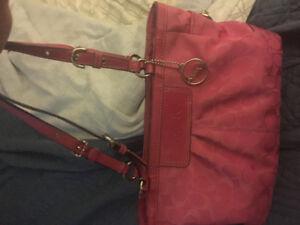 20$ coach bag - pick up binbrook!!!!